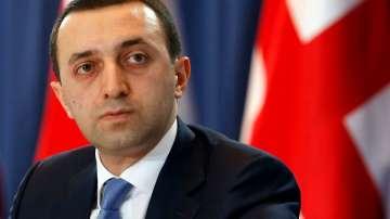 Премиерът на Грузия  подава оставка