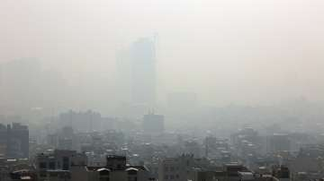 Затвориха училища в Иран заради мръсния въздух