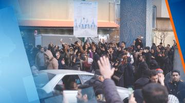 Иран отрече да е имало стрелба по протестиращите