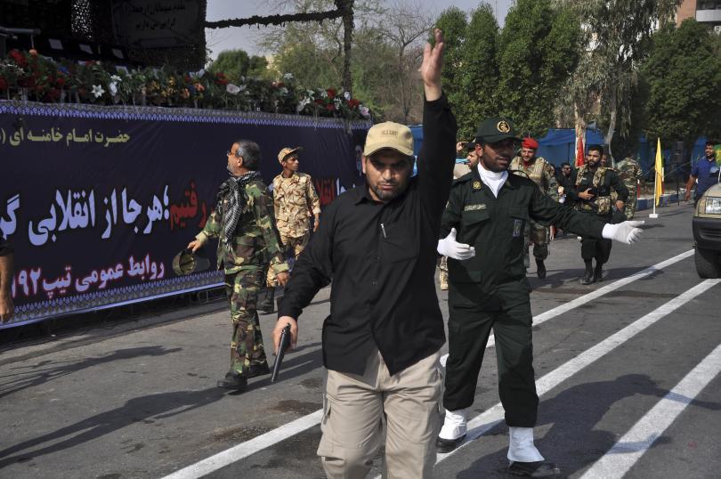 Ислямска държава пое отговорност за атентата в Иран