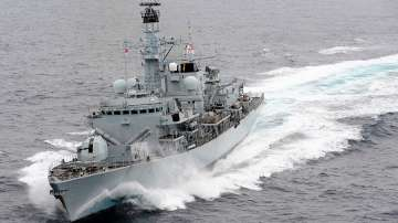 Ирански кораби са опитали да блокират британски танкер за суров петрол