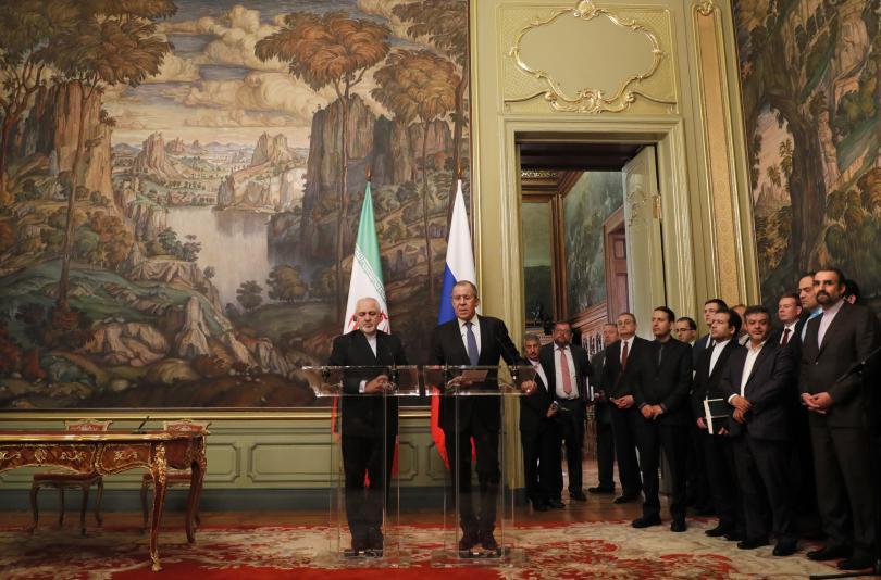 снимка 1 Иран частично се отказа от ядреното споразумение от 2015 година