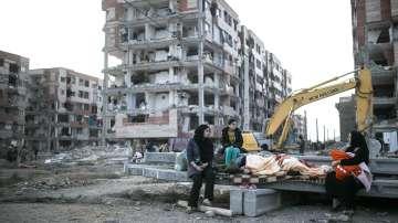 Ден на национален траур след разрушителното земетресение в Иран