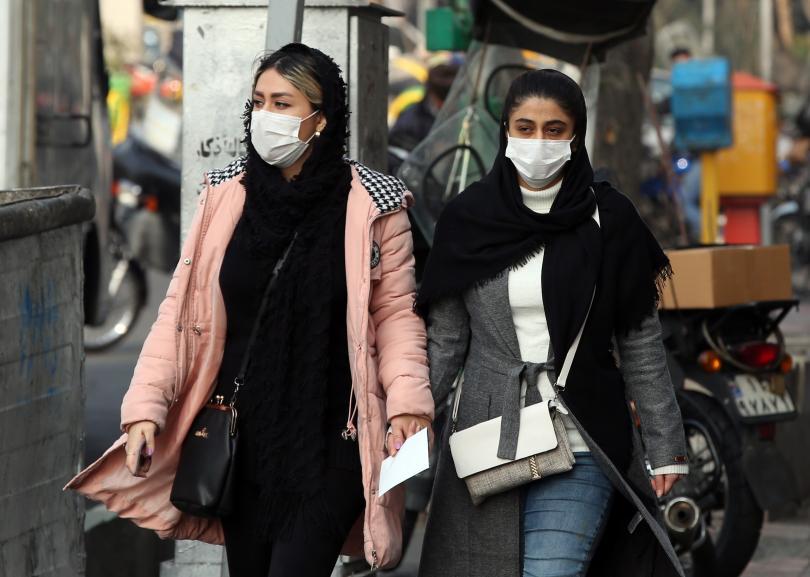 снимка 1 Затвориха училища в Иран заради мръсния въздух