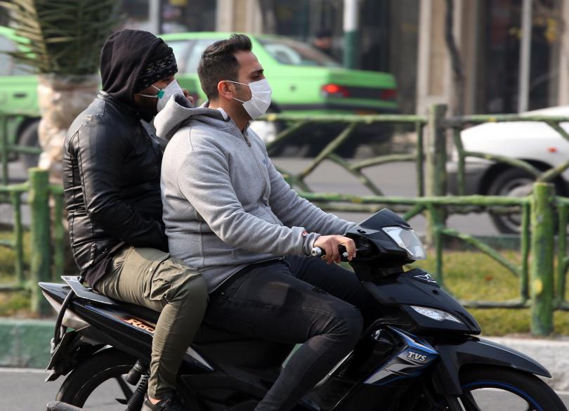 снимка 2 Затвориха училища в Иран заради мръсния въздух