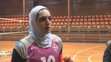 Първата иранска волейболистка в чужбина подсили състава на Шумен