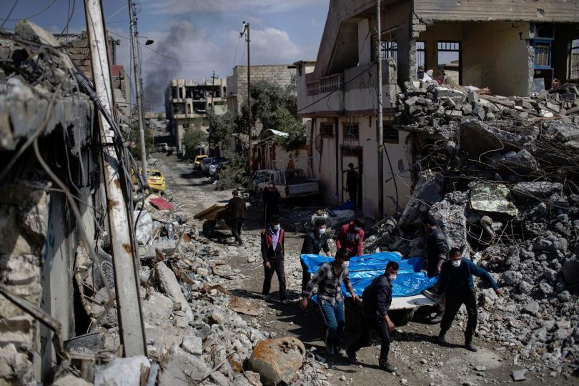 Стотици жертви в Ирак и Сирия от 2014 г., сочи доклад на американските военни