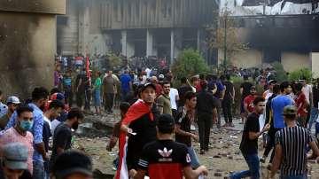 Ирак въведе извънредно положение в провинция Басра заради протестите
