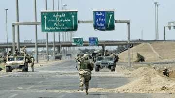 САЩ няма да изтеглят контингента си от Ирак