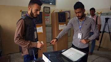 Първи парламентарни избори в Ирак след победата над Ислямска държава