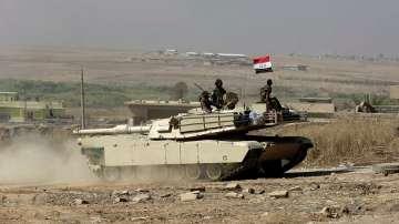 Ден втори от битката за Мосул