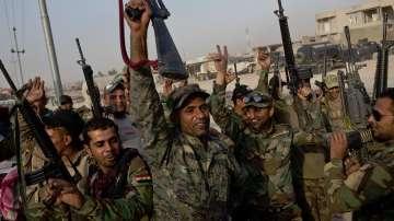 Битката за Мосул продължава