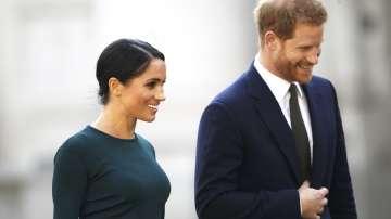Принц Хари и Меган Маркъл на първото си посещение зад граница след сватбата им