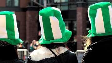 Ирландският министър Шон Кани на визита в България за Свети Патрик