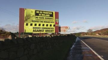 Въпросът за ирландската граница е близо до уреждане