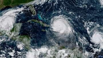 """Ураганът """"Ирма"""" е вече четвърта степен, но ще удари директно Флорида"""