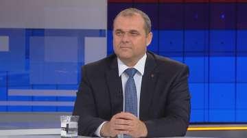 Зам.-председателят на ОП: Валери Симеонов остава на поста вицепремиер