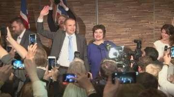 Историк е новият президент на Исландия