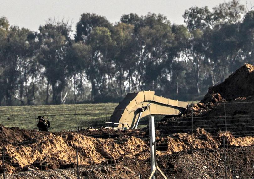 В централен Израел рано тази сутрин сирени обявиха тревога за