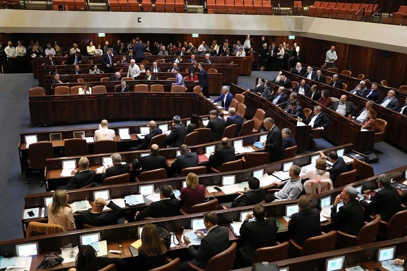 В Израел ще се проведат нови парламентарни избори в рамките