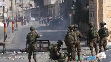 Сблъсъци между палестинци и израелци