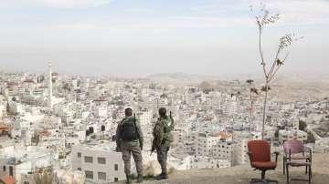Израел е нанесъл удар по база на Хамас в ивицата Газа