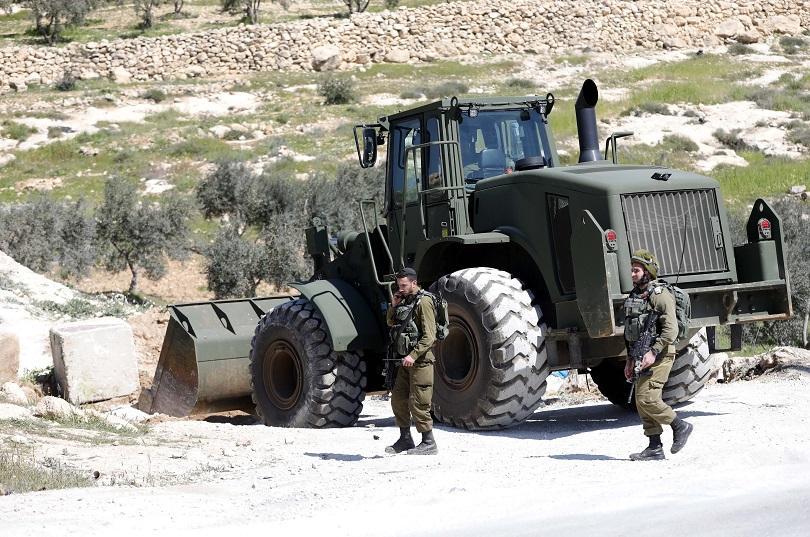 Израелските отбранителни сили съобщиха, че сирените за въздушно нападение са
