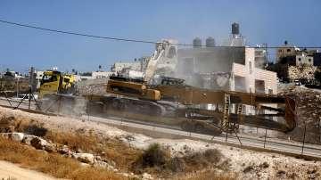 Израел разрушава палестински къщи край Ерусалим