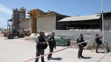 Израел вдигна блокадата по границата с Ивицата Газа