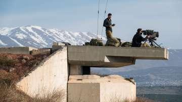Напрежението по границата между Израел и Сирия продължава да се покачва