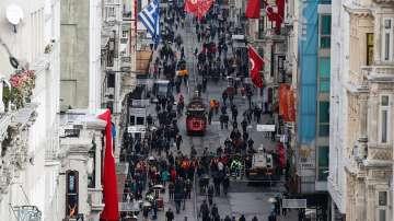 Атентаторът в Истанбул е бил от Ислямска държава