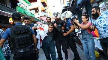 Прокурори поискаха арест за 28 души, стачкували на новото летище в Истанбул