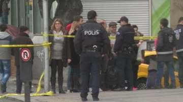 Турция издирва предполагаеми атентатори