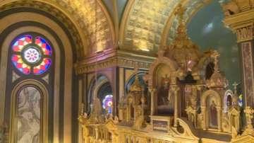 От нашите пратеници: Откриха обновената църква Свети Стефан в Истанбул