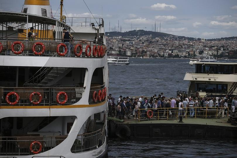 Туристическият поток от Руската федерация в Турция за януари -
