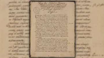 Откриха оригиналния ръкопис на първата българска история