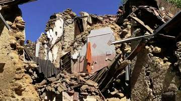 Обявено е бедствено положение в пострадалите от труса райони в Италия