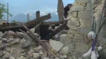 Свидетелски разкази за земетресението в Италия: Беше като бомбардировка