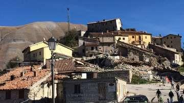 Над 1100 са вторичните трусове в Италия