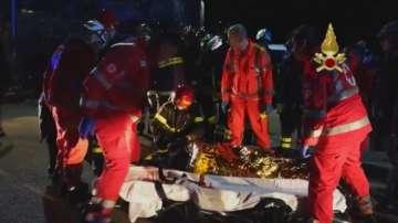 Шестима души загинаха, а 130 бяха ранени в нощен клуб в Италия