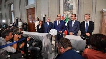 Конте започва консултации за съставяне на ново коалиционно правителство