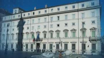 Италианското правителство полага клетва
