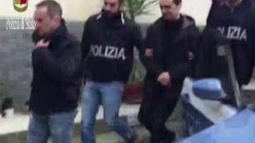 В Италия заловиха бос на калабрийската мафия