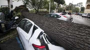 Лошо време в Европа: Жертви на наводненията в Италия, сняг във Франция