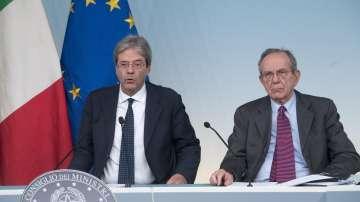 Правителството в Рим прие указ за спасяване на две банки, застрашени от фалит