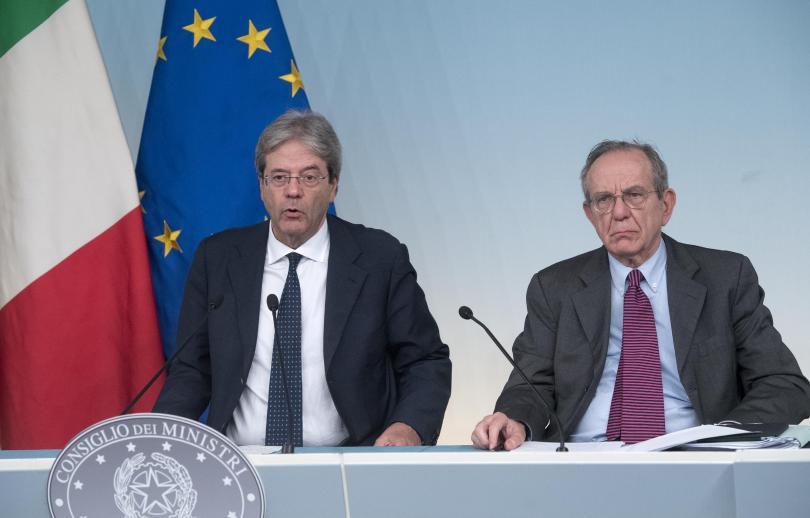 правителството рим прие указ спасяване две банки застрашени фалит