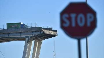 Генуа е в двудневен траур заради срутването на моста Моранди