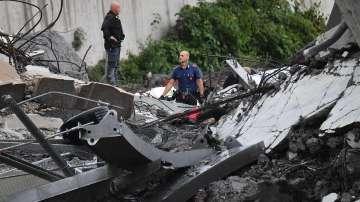 Над 30 станаха жертвите след срутването на мост в Генуа