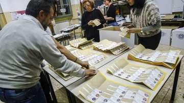 Дясноцентристката коалиция печели изборите в Италия