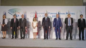 Без съгласие за нови санкции срещу Русия завърши срещата на Г-7 в Италия